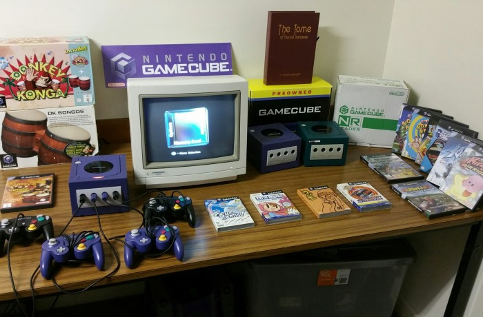 2015-09-01 Gamecube Night