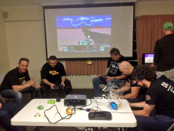 2015-04-07 Atari Lynx Night